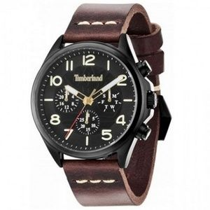 Timberland TBL14400JSB02 Men's Brown Leather Band